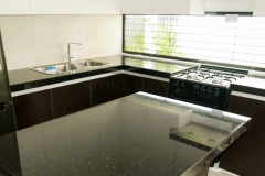 Black Galaxy Granite at View Valley in Talisay City